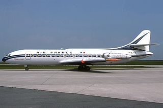 Sud SE-210 Caravelle III, Air France AN1615133.jpg