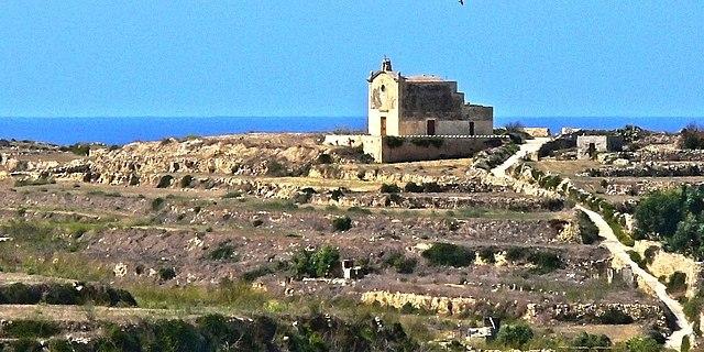 St Dimitri Chapel, Għarb