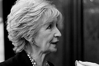 Sue Lawley - Lawley in 2010