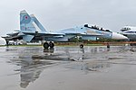 Sukhoi Su-30SM '71 red' (37184648642).jpg
