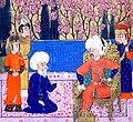 Sultan Selim and Halîmî Çelebi.jpg