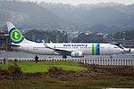 Sun Country Airlines, Boeing 737-8K2(WL), PH-HZG (31624293451).jpg