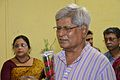 Susanta Banerjee Addressing - Inaugural Function - Group Exhibition - Photographic Association of Dum Dum - Kolkata 2015-06-22 2945.JPG