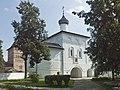 Susdal. Надвратная Благовещенская церковь - panoramio.jpg