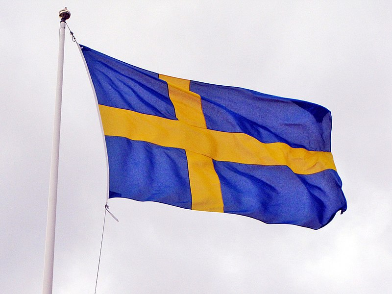 File:Swedish flag-2.jpg