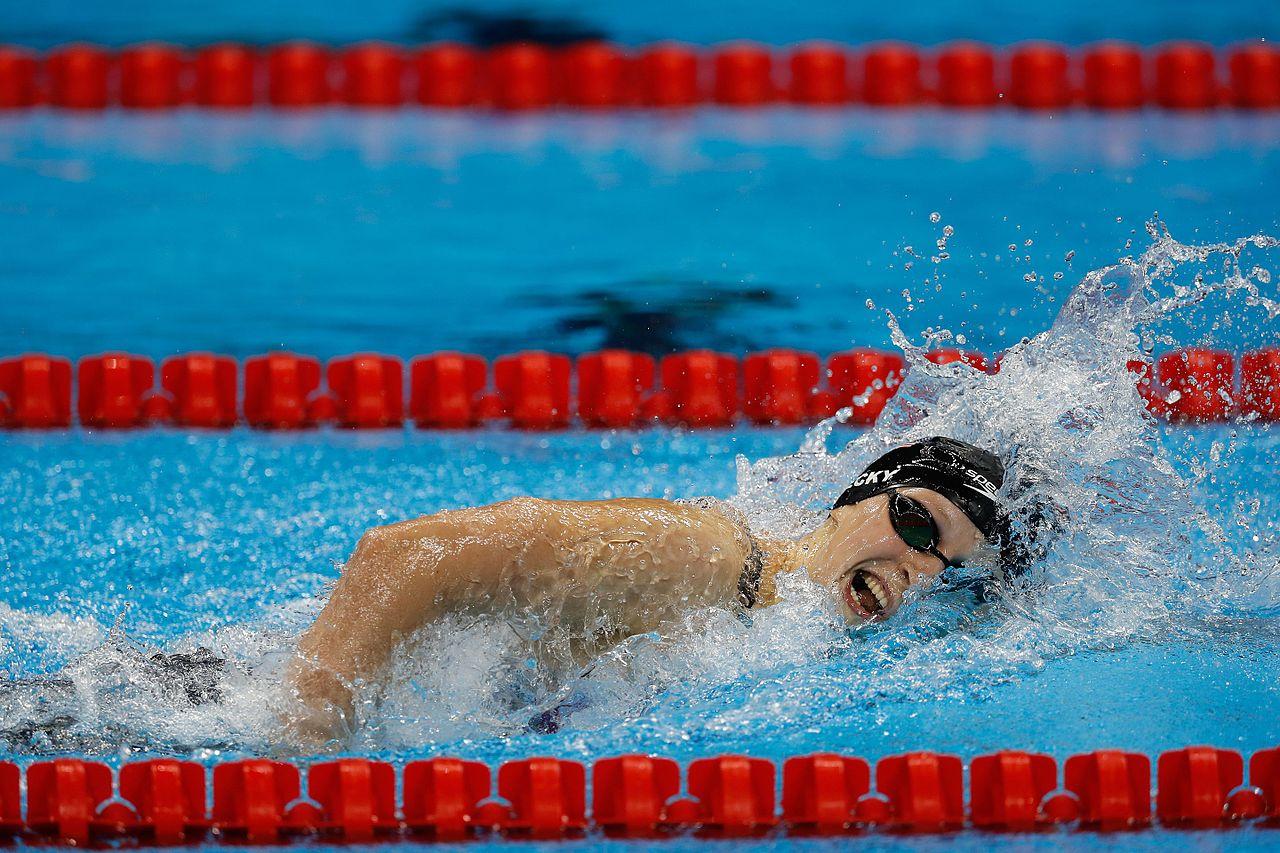 Zwemmen - een recreatieve en gezondheidsactiviteit