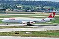 Swiss Airbus A340-300; HB-JMC@ZRH;16.07.2010 583cc (4799605423).jpg