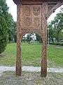 Szekler-Tor, Wappen, Volksgarten, 2021 Hódmezővásárhely.jpg