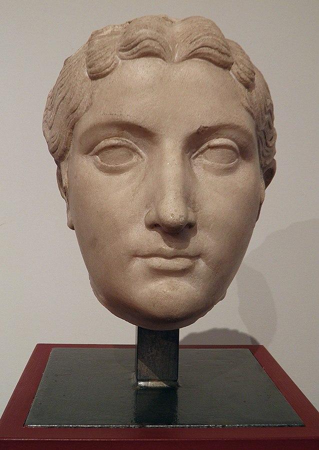 Portrait d'Antonia Minor (Ra 339)