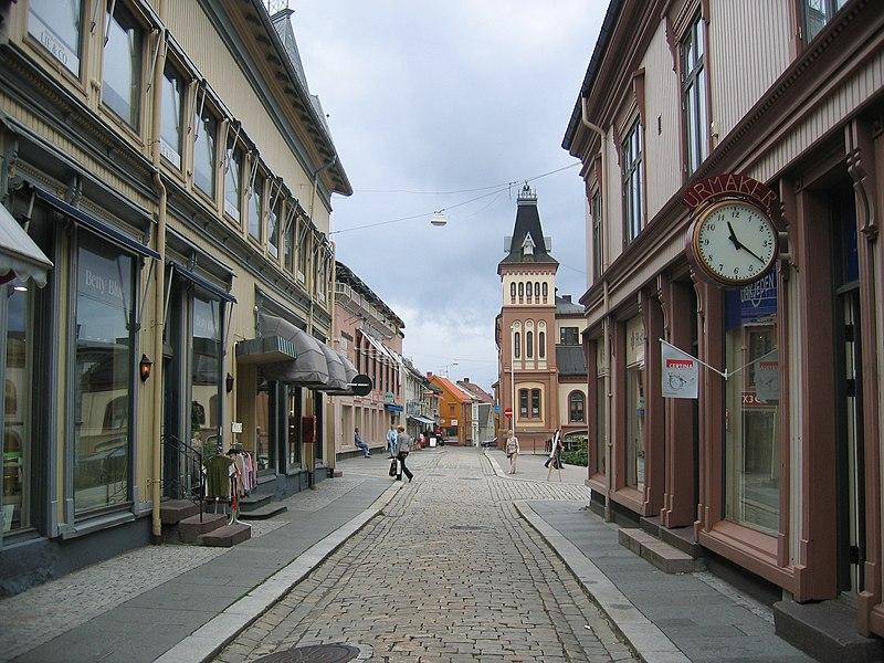 date norge Skien