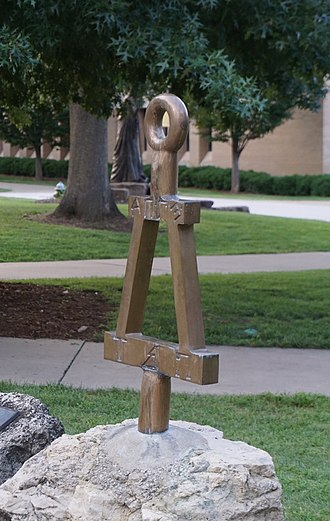 Missouri University of Science and Technology - Tau Beta Pi Bent Monument