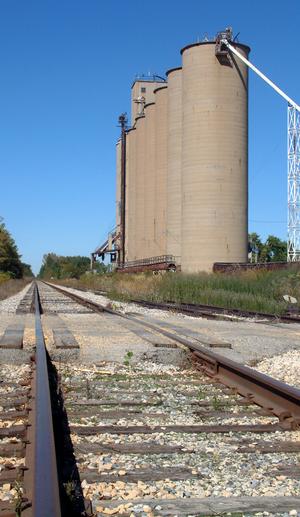 Bee Line Railroad - Image: Tab, Indiana Railroad