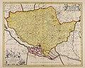 Tabula geographica novissima ducatus Stormariae in meridionali parte Holsatiae - CBT 5872927.jpg
