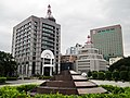 Taipei City Police Department and Taisugar Teng-Yung Building 20111217.jpg