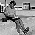 Taking notes about Lisbon (19688531146).jpg