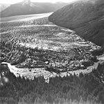 Taku Glacier, terminus of tidewater glacier, September 1, 1977 (GLACIERS 6254).jpg