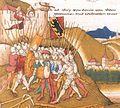 Tambour et fifre chez les mercenaires suisses, fin XVe..jpg