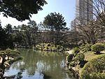 Tampurin Hill and Masago Beach in Shukkei Garden 1.jpg