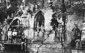 Tata 1929, angolkert, templomrom. Fortepan 28904.jpg