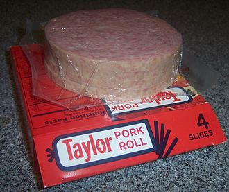 Cuisine of New Jersey - Taylor Pork Roll of Trenton.