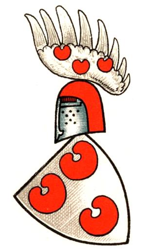 Seeblatt - Image: Tecklenburg Wappen wwb 316 2