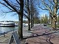 Tegel Greenwichpromenade Anlegestelle.JPG