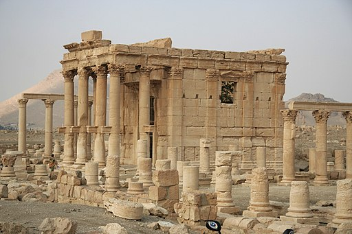 Temple of Bel-Shamin