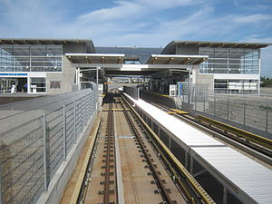 Templeton station - Image: Templeton Stn