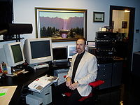 Terry Goodkind w 2005 roku