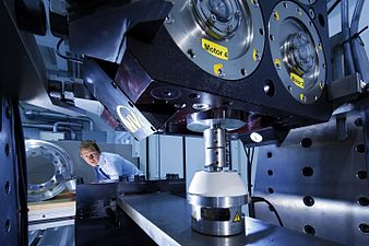 Test Bench at the Fraunhofer LBF for active vibration control.jpg