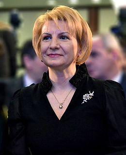 Teuta Arifi Macedonian politician of Albanian origin