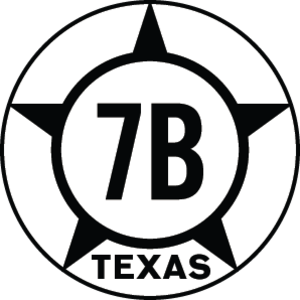 Texas State Highway 7 - Image: Texas Hist SH7B
