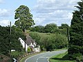 The B4368 in Aston Eyre, Shropshire - geograph.org.uk - 489596.jpg