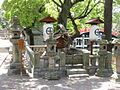The Birthplace of Shimazu clan in Sumiyoshi Taisha Osaka IMG 8111 20140510.JPG