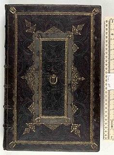 Samuel Mearne English bookbinder
