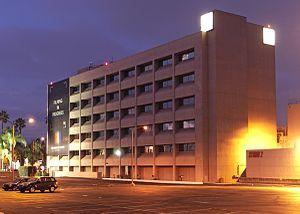 The Burbank Studios - Administrative building in 2015