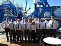 The CDE team are ready for Bauma 2013 (8650639197).jpg