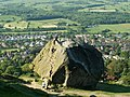 The Calf Rock from the Cow - geograph.org.uk - 1343594.jpg