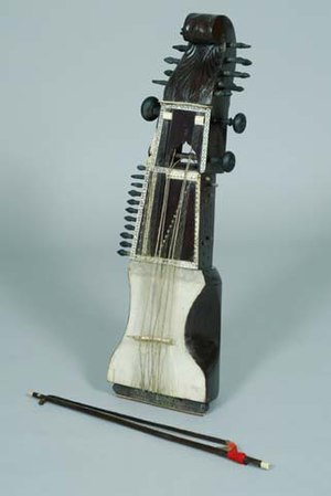 Music of Haryana - Image: The Childrens Museum of Indianapolis Sarangi