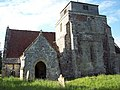 The Church of St George - Tower - geograph.org.uk - 448944.jpg
