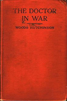 The Doctor In War book cover 1918.JPG