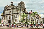The Facade of the Naga Metropolitan Cathedral.JPG