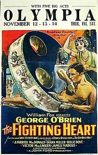 <i>The Fighting Heart</i> (1925 film) 1925 film