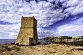 The Għajn Tuffieħa Tower.jpg