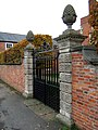 The Gates of Horkstow Hall - geograph.org.uk - 282378.jpg