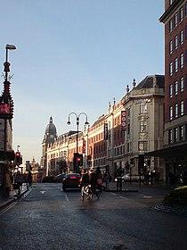 The Headrow, Sunday morning in December - geograph.org.uk - 639129.jpg