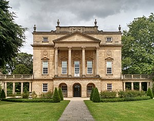 Holburne Museum - Image: The Holburne Museum, July 2016