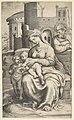 The Holy Family with Saint John the Baptist MET DP812432.jpg
