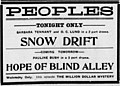 The Hopes of Blind Alley 1914 newspaper.jpg