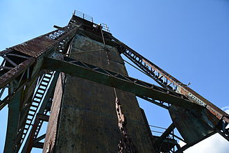Chatterley Whitfield - The Institute headgear